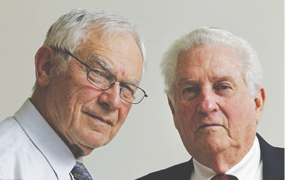 Dachau Survivor and Liberator Talk About Meeting After 67 Years