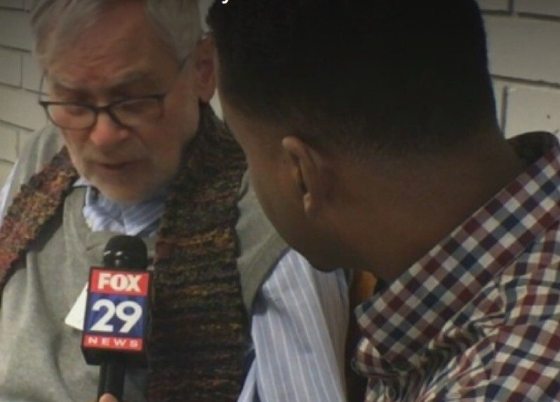 Fox29 – Holocaust survivor shares his story with local students