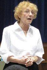 Speakers Anneliese Nossbaum