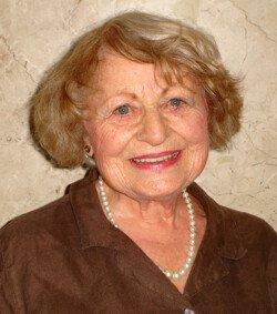 In Memory of Erica Herz Van Adelsberg