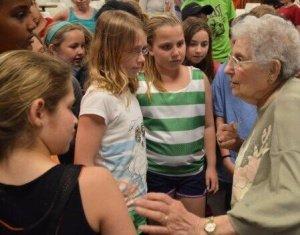 News, Ilse Lindemeyer, Germantown Friends School