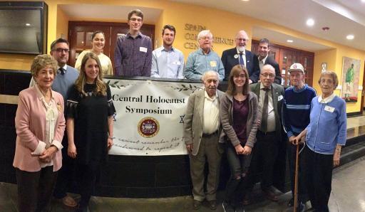 Holocaust Survivors Central High School