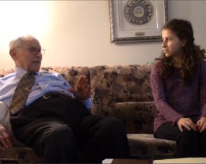 Ernie Gross and Natalie Lieberman