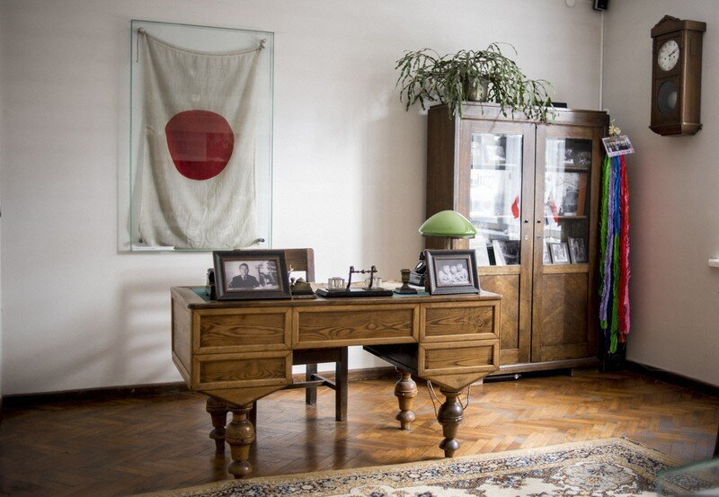 Japan funds save Lithuania museum on diplomat who saved Jews